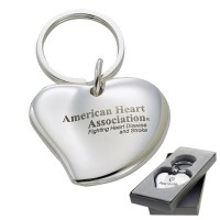 Cuore Keychain