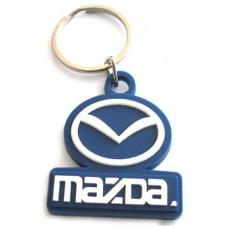 PVC Customized Keyring