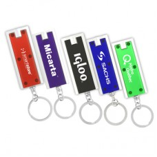 Turbo Flashlight Keychain