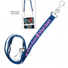 100mm Econo Dual Attachment Lanyard