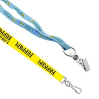 13mm Screen Printed Lanyard