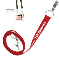 Econo Dual Attachment Lanyard