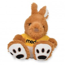 Custom Branding Plush Kangaroo Toy