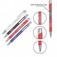 Aluminum Metal Promotional Ball Pen