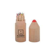 Bullet Shape Colored Pencil Set