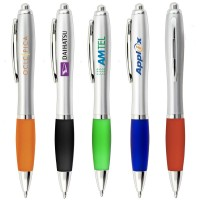 Custom Promo Plastic Metallic Pen