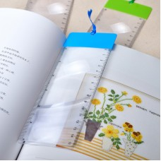 Bookmark Ruler Magnifier