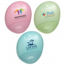 EOS Hand Lotion with Custom Branding