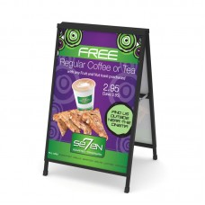 Insertable A frame (Sandwich Board)