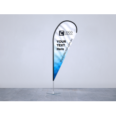 Teardrop Banners & Flags