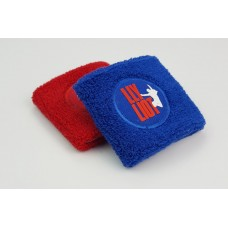 Cotton Customized Promotional Towelling Sweatbands